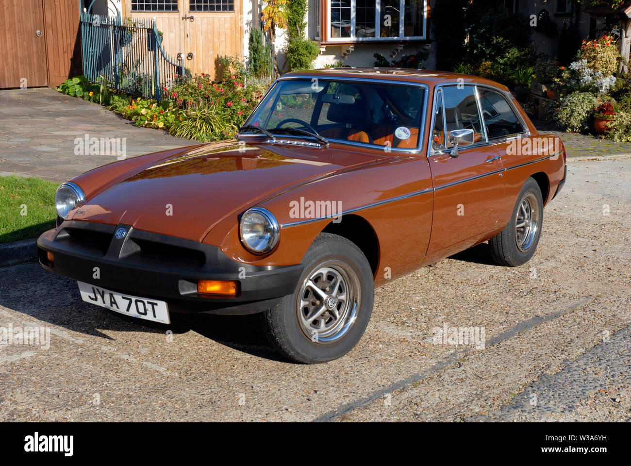 Mgb Gt Stock Photos & Mgb Gt Stock Images - Alamy