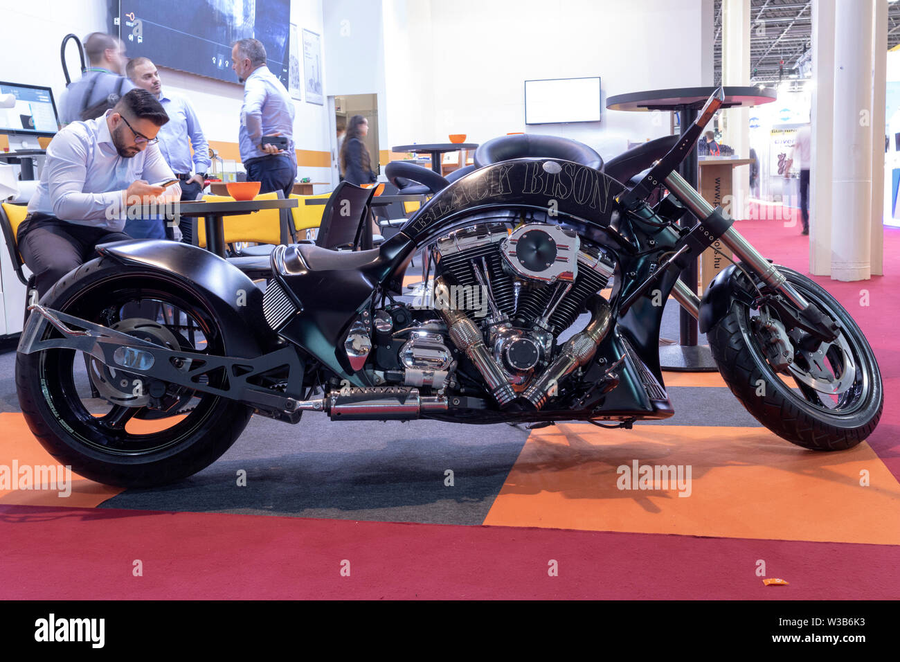 Custom Bike Show High Resolution Stock Photography and Images   Alamy