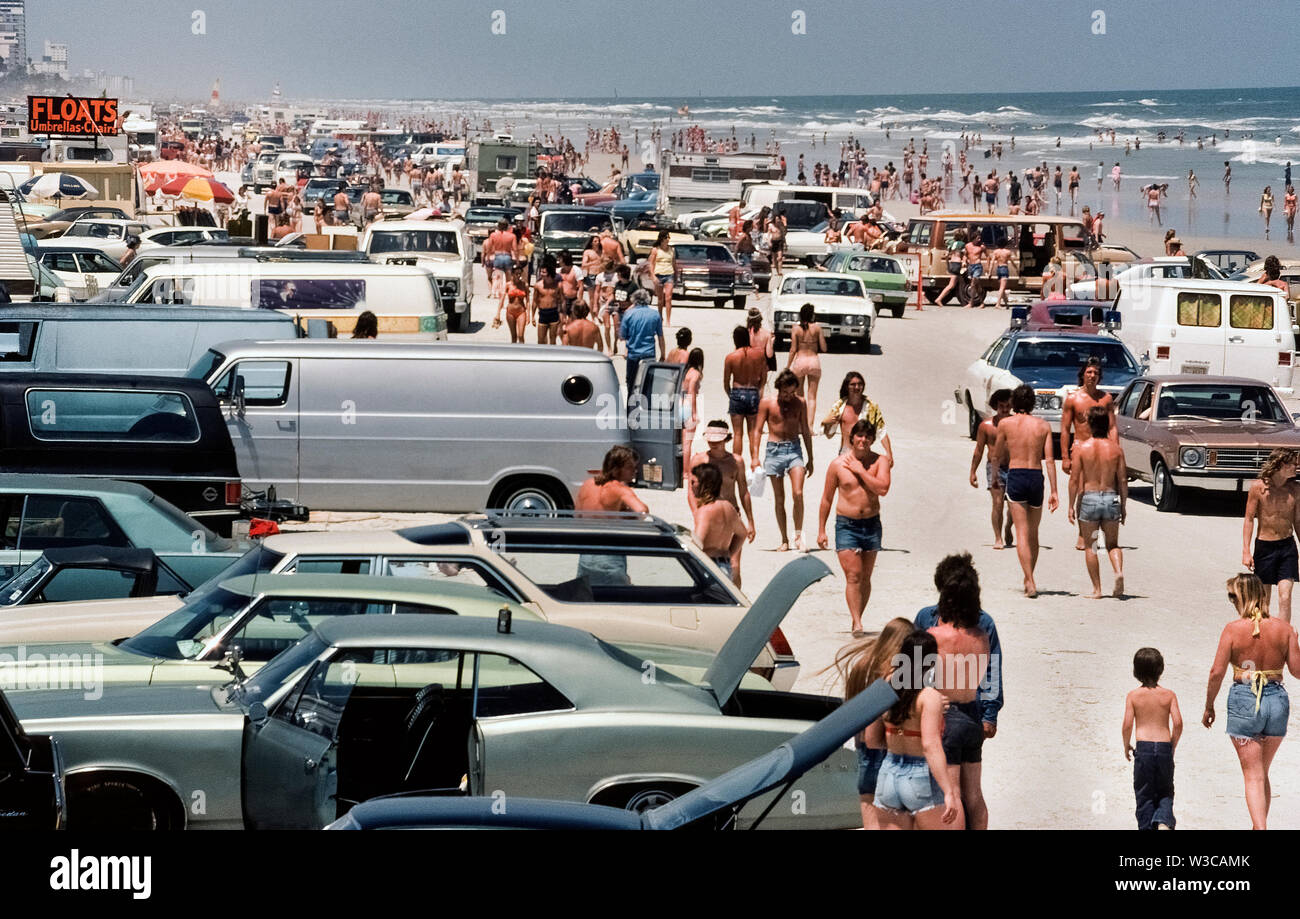 Daytona Beach Cars Stock Photos & Daytona Beach Cars Stock