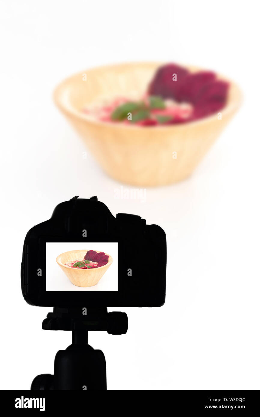 Vlog Camera Cut Out Stock Images & Pictures - Alamy