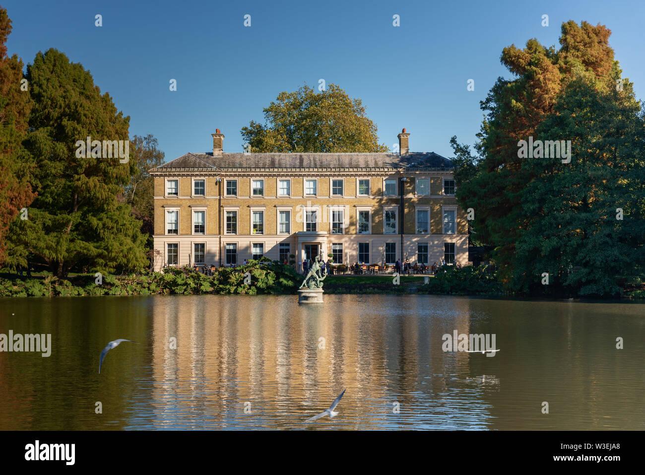 The Botanical, Kew Gardens, London, UK - Stock Image