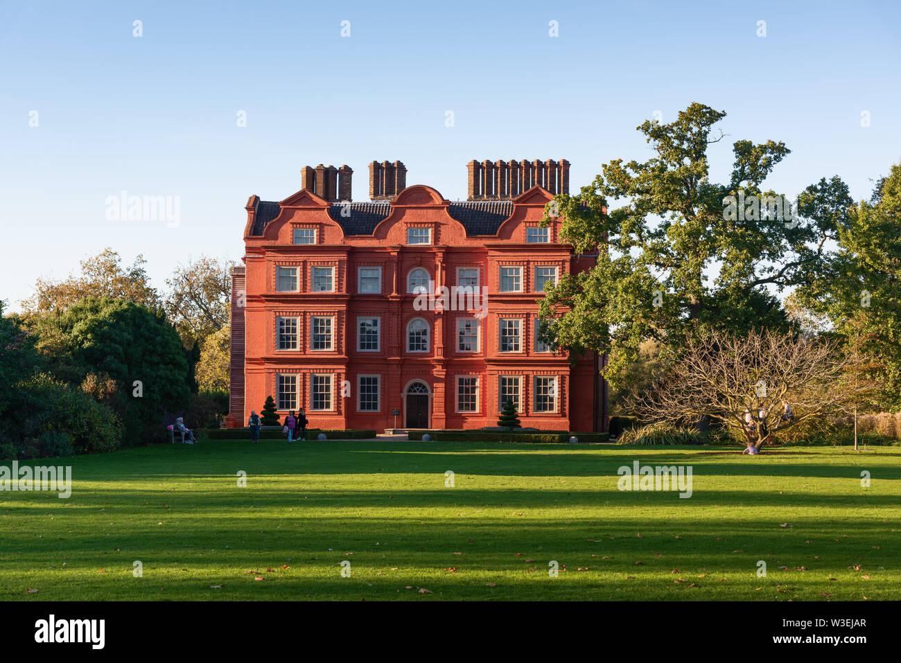 Palace, Kew Gardens, London, UK - Stock Image