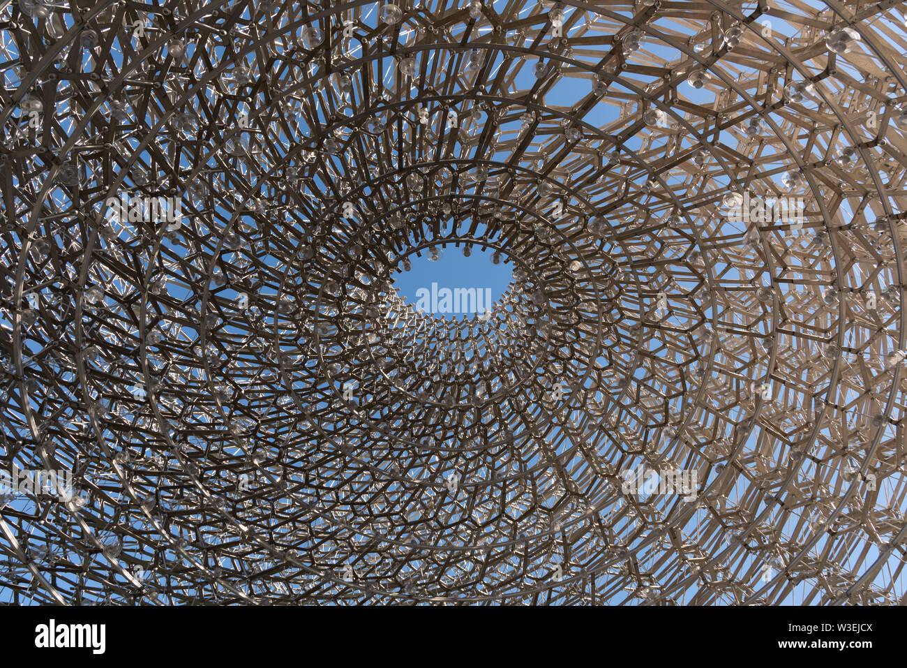 The Hive, Kew Gardens, London, UK - Stock Image