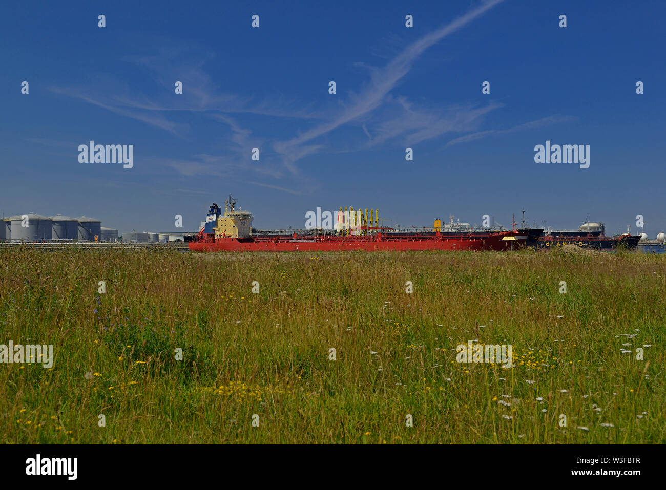 Petrochemical Products Stock Photos & Petrochemical Products Stock