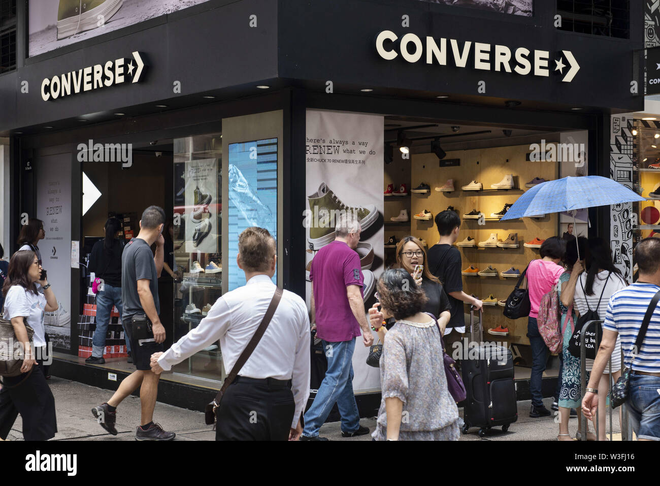 converse magasin outlet