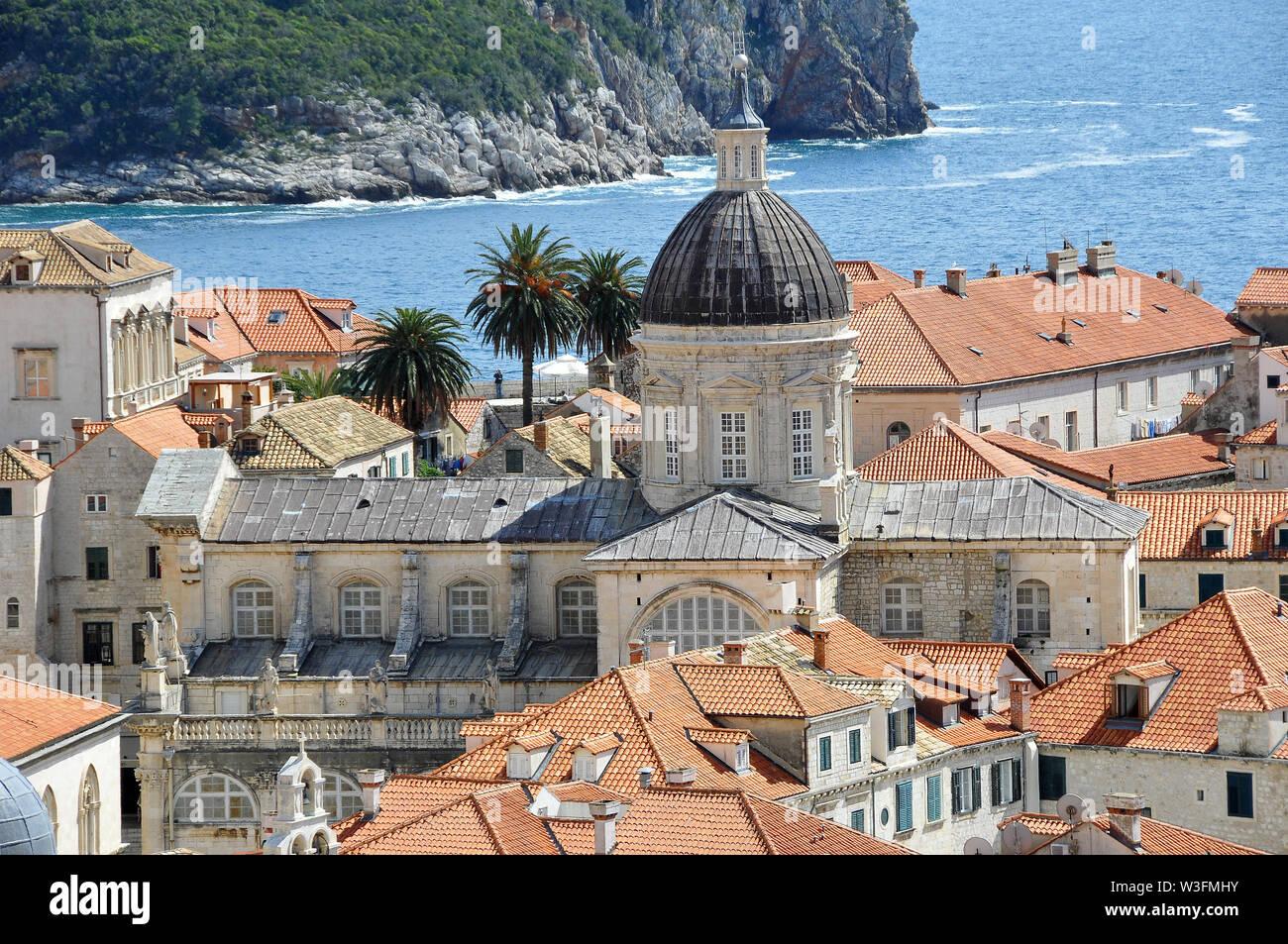 Dubrovnik Cathedral Katedrala Uznesenja Blazene Djevice Marije