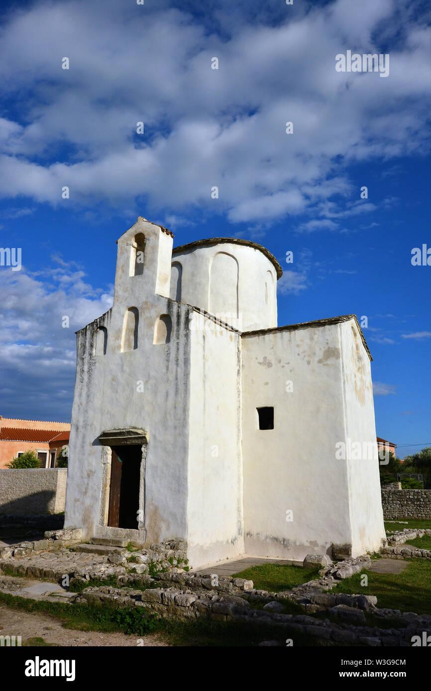 Nin, Croatia, Europe - Stock Image