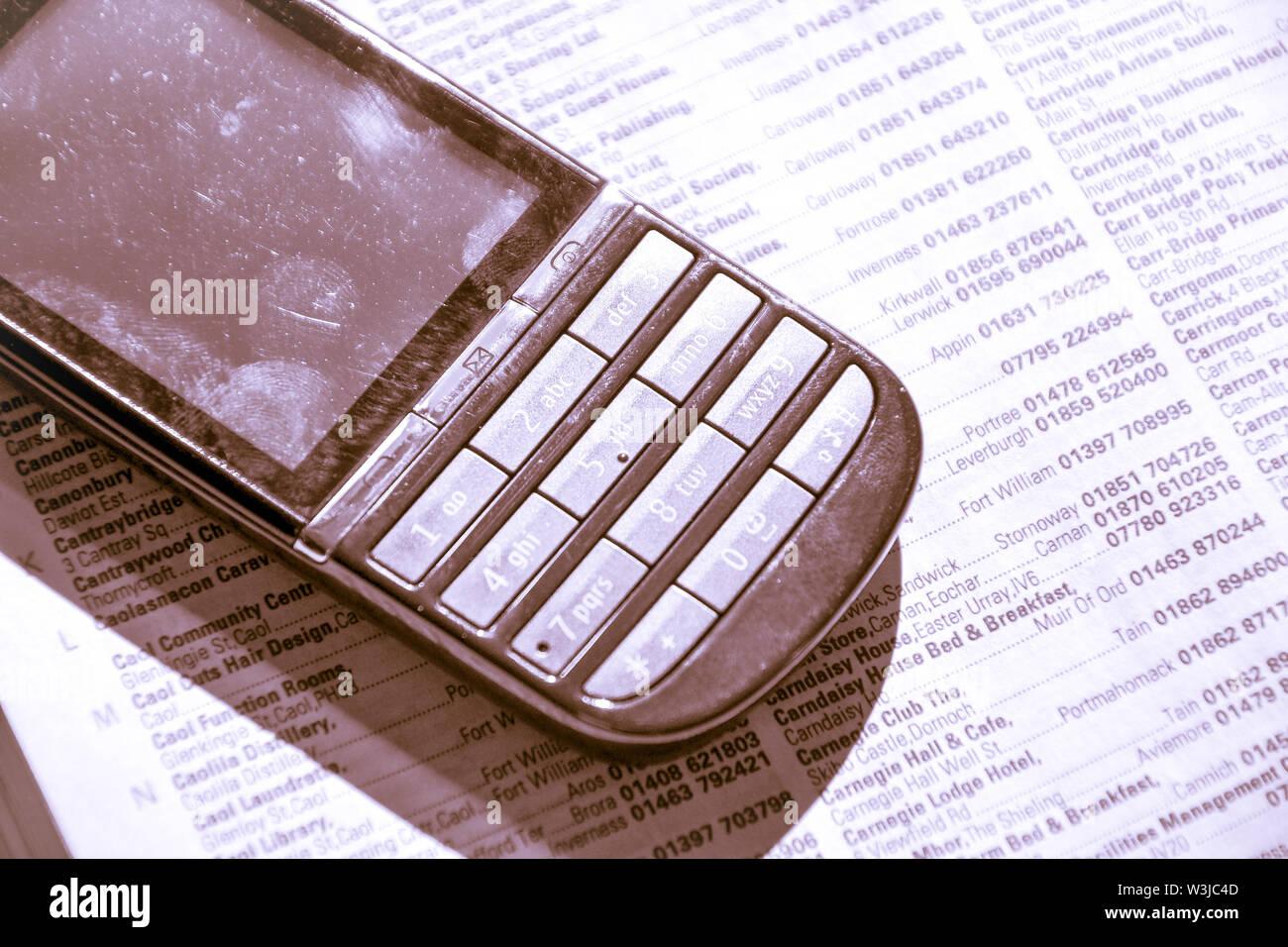 Phonebook Stock Photos & Phonebook Stock Images - Alamy