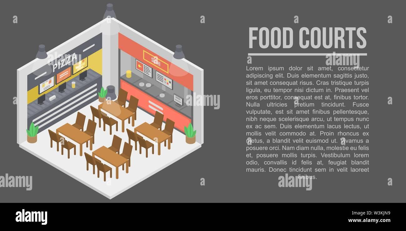 Food Court Concept Stock Photos & Food Court Concept Stock