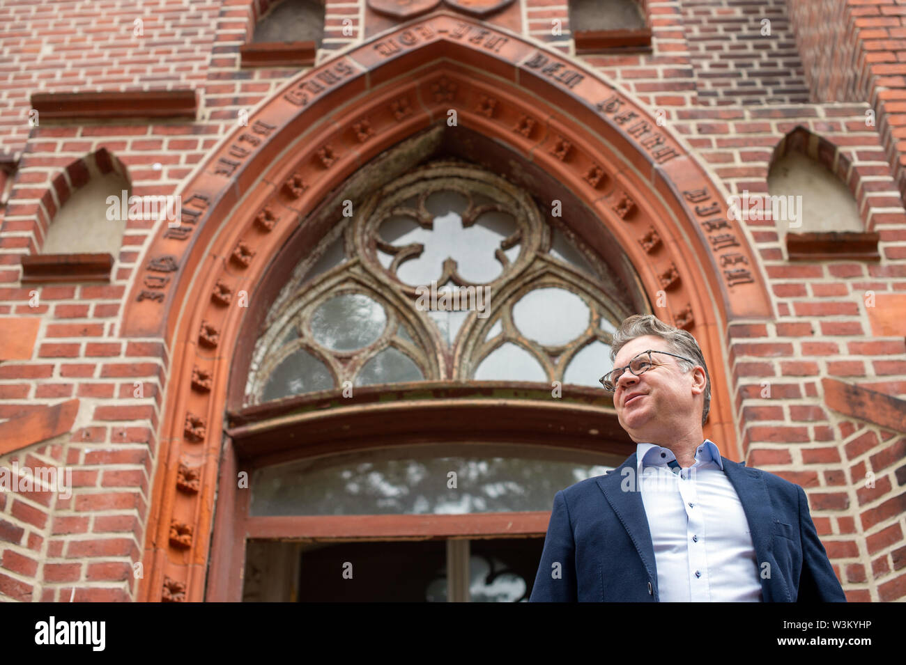 16 July 2019, Saxony-Anhalt, Wittenmoor: Olaf Stehwien ... Saxony House Plans on carinthia house plan, dresden house plan, luxembourg house plan,