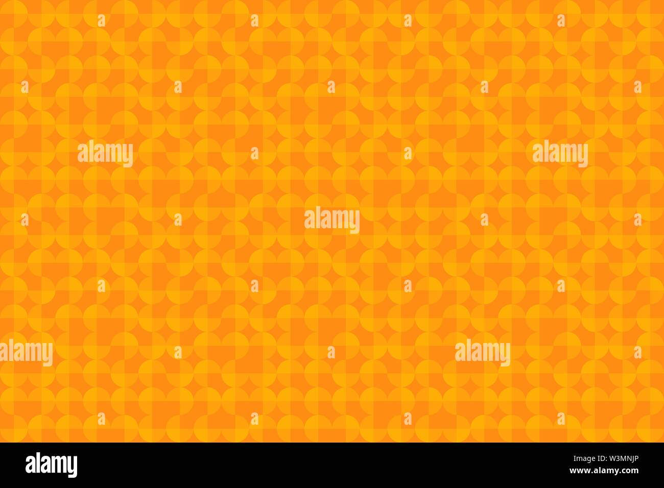 Seamless background. Abstract geometric pattern vector illustration - Stock Image