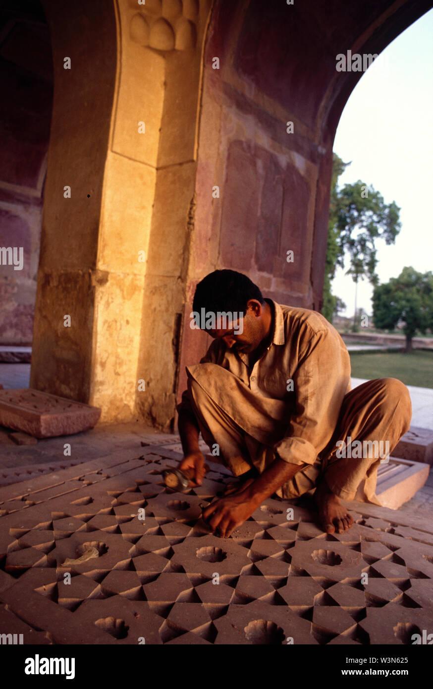 Aurangzeb Mughal Emperor Stock Photos & Aurangzeb Mughal