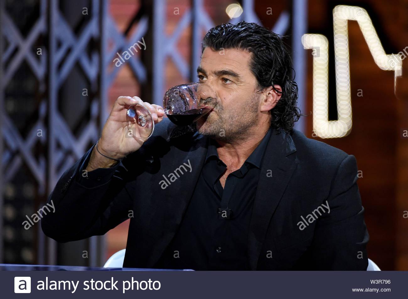 Alberto Tomba Milano 13 07 2019 Stock Photo 260510130 Alamy