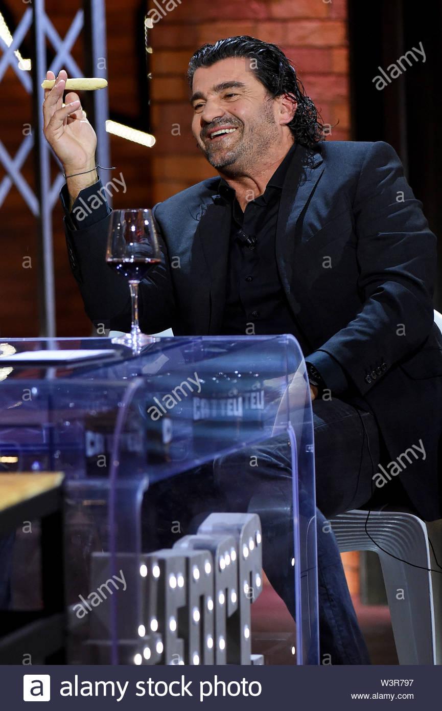 Alberto Tomba Milano 13 07 2019 Stock Photo 260510131 Alamy