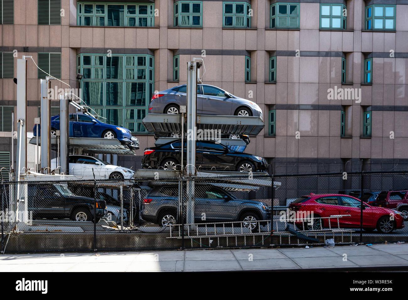 Multilevel Car Park Stock Photos & Multilevel Car Park Stock Images