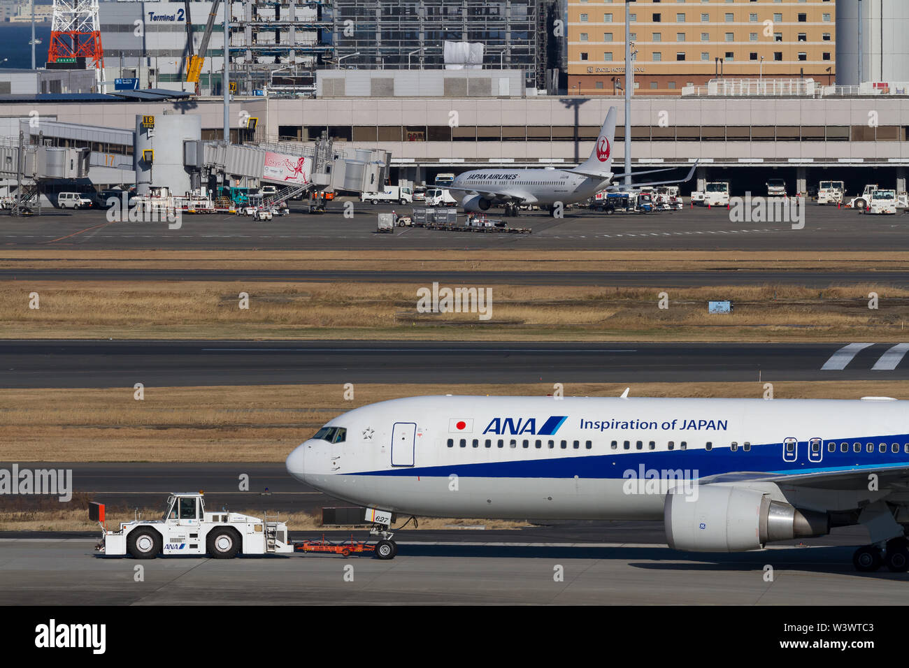 Boeing 767 Stock Photos & Boeing 767 Stock Images - Alamy