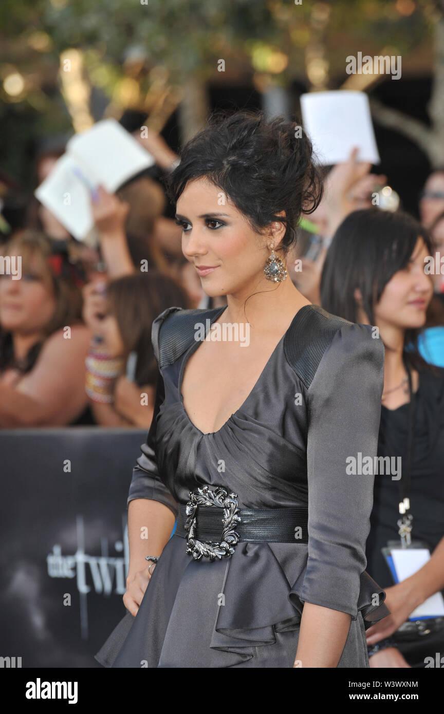 LOS ANGELES, CA. June 25, 2010: Catalina Sandino Moreno at the ...