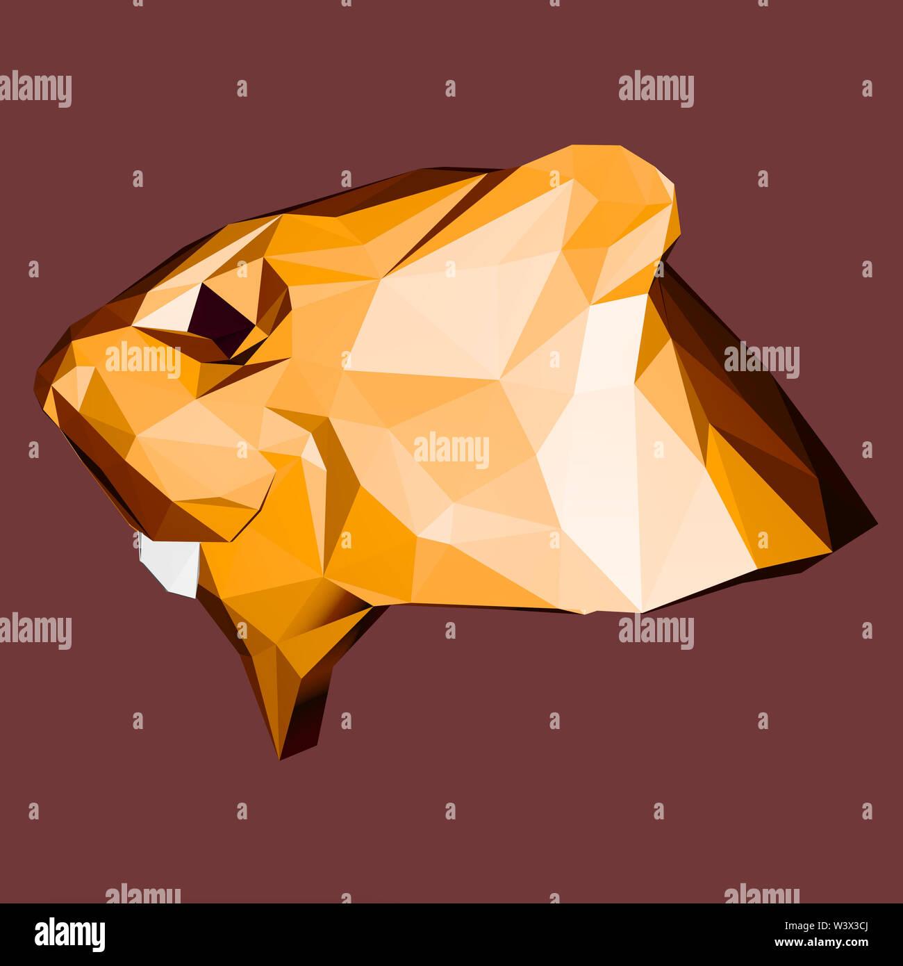 Beaver - Stock Image