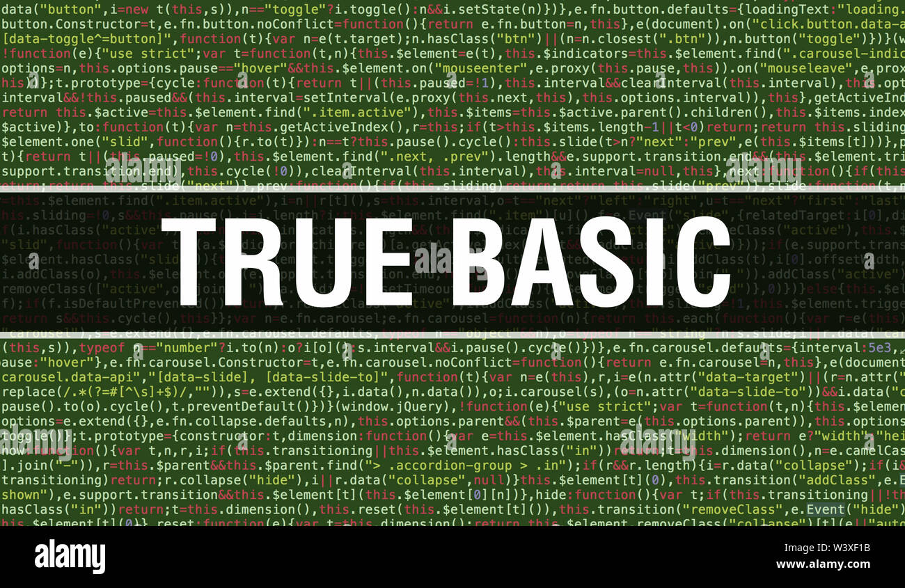 Basic Programming Code Stock Photos & Basic Programming Code