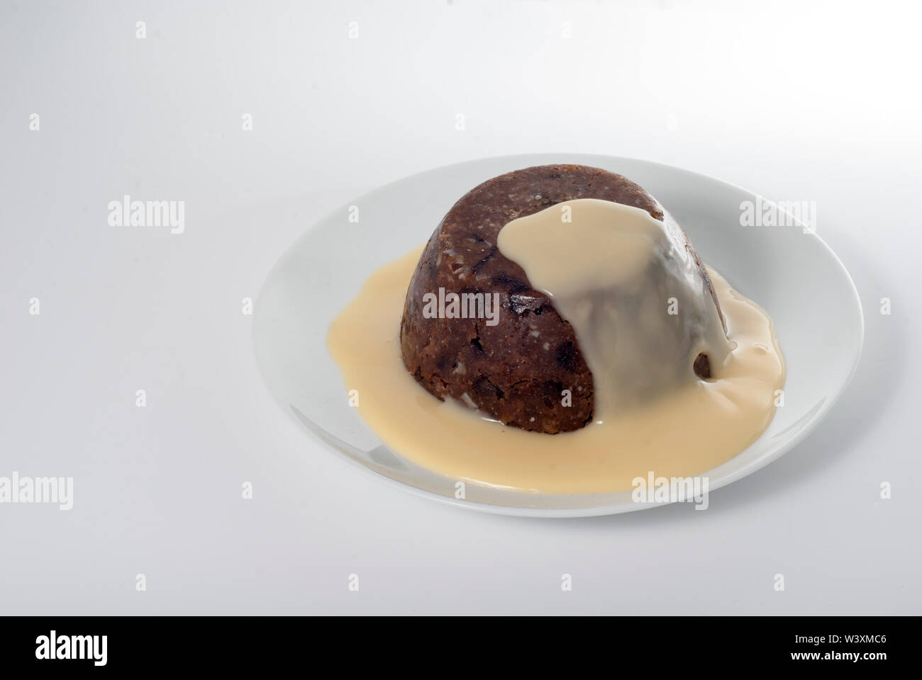 Pudding Custard Uk High Resolution Stock Photography And Images Alamy