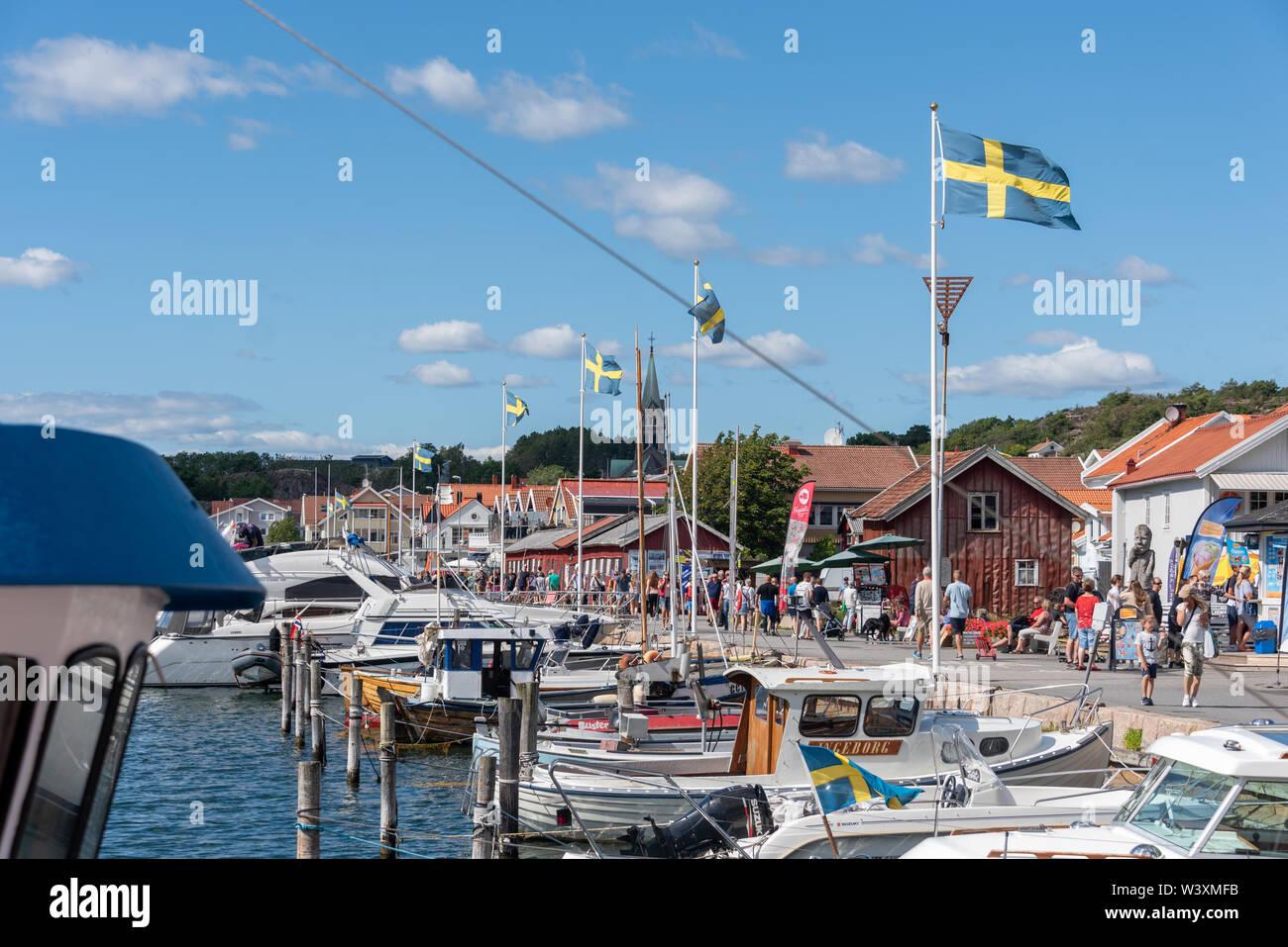 Mysigt radhus i underbara Tanumstrand (Grebbestad) - Airbnb