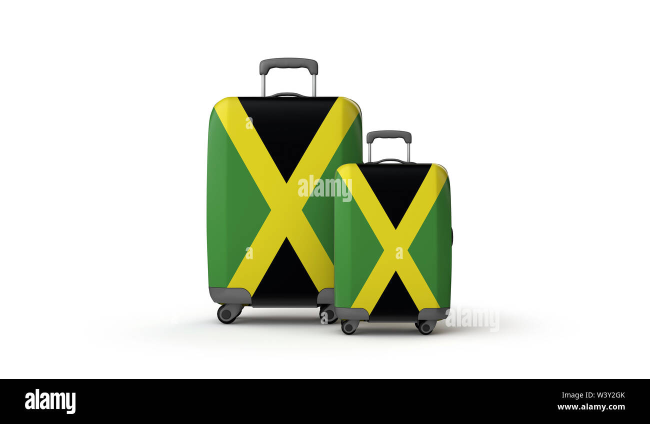 Jamaica Flag Cut Out Stock Images & Pictures - Alamy