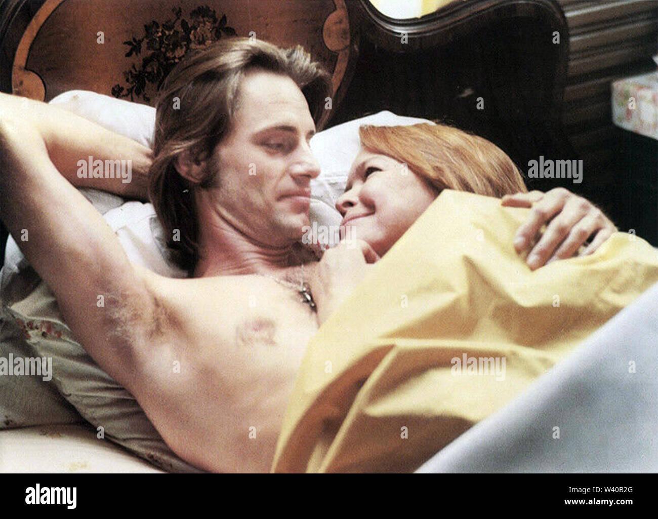 RESURRECTION 1980 Universal Pictures film with Ellen Burstyn and Sam Shepard - Stock Image