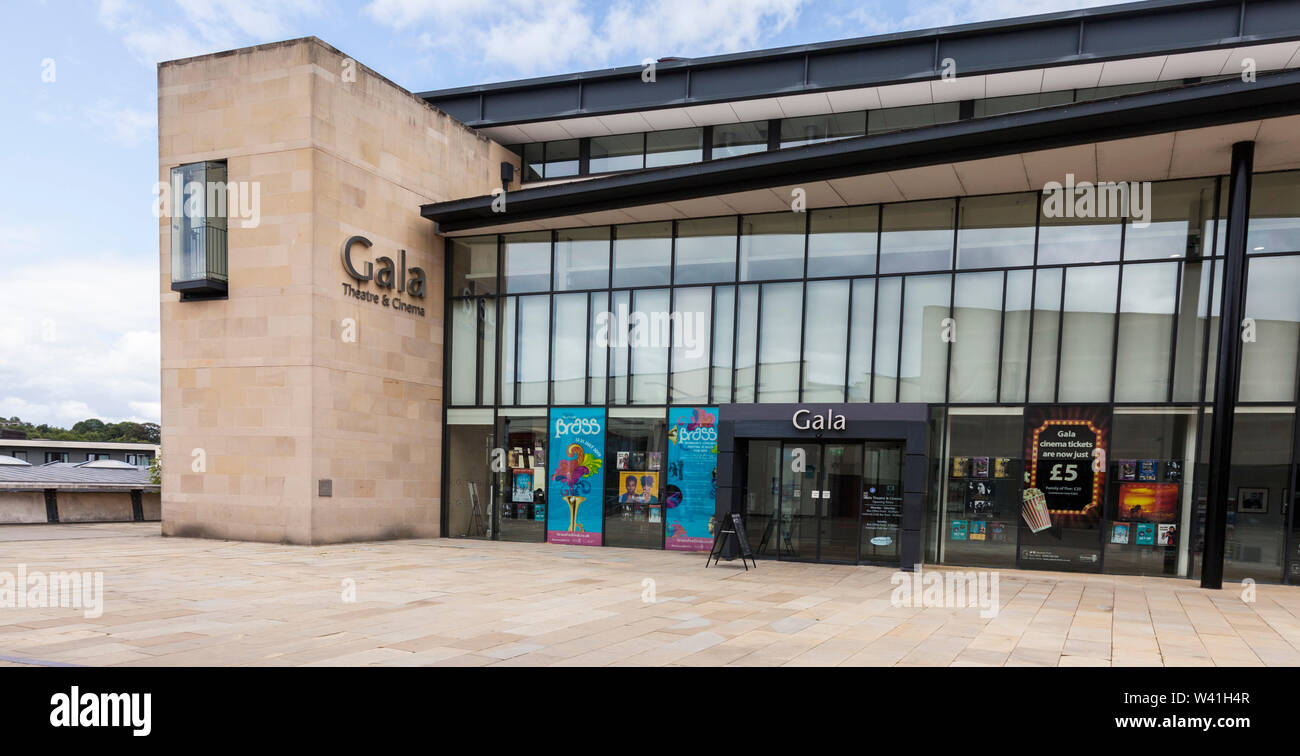 Gala Theatre and Cinema in Durham,England,UK - Stock Image