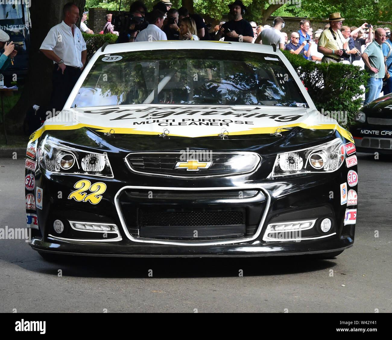 Will Spencer, Chevrolet SS, NASCAR, Goodwood Festival of ... | spencer chevrolet