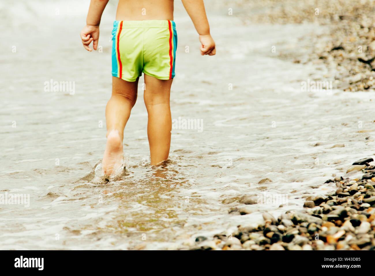 Boys Swimming Short Pantalon Trunks Âge 678910111213 ans