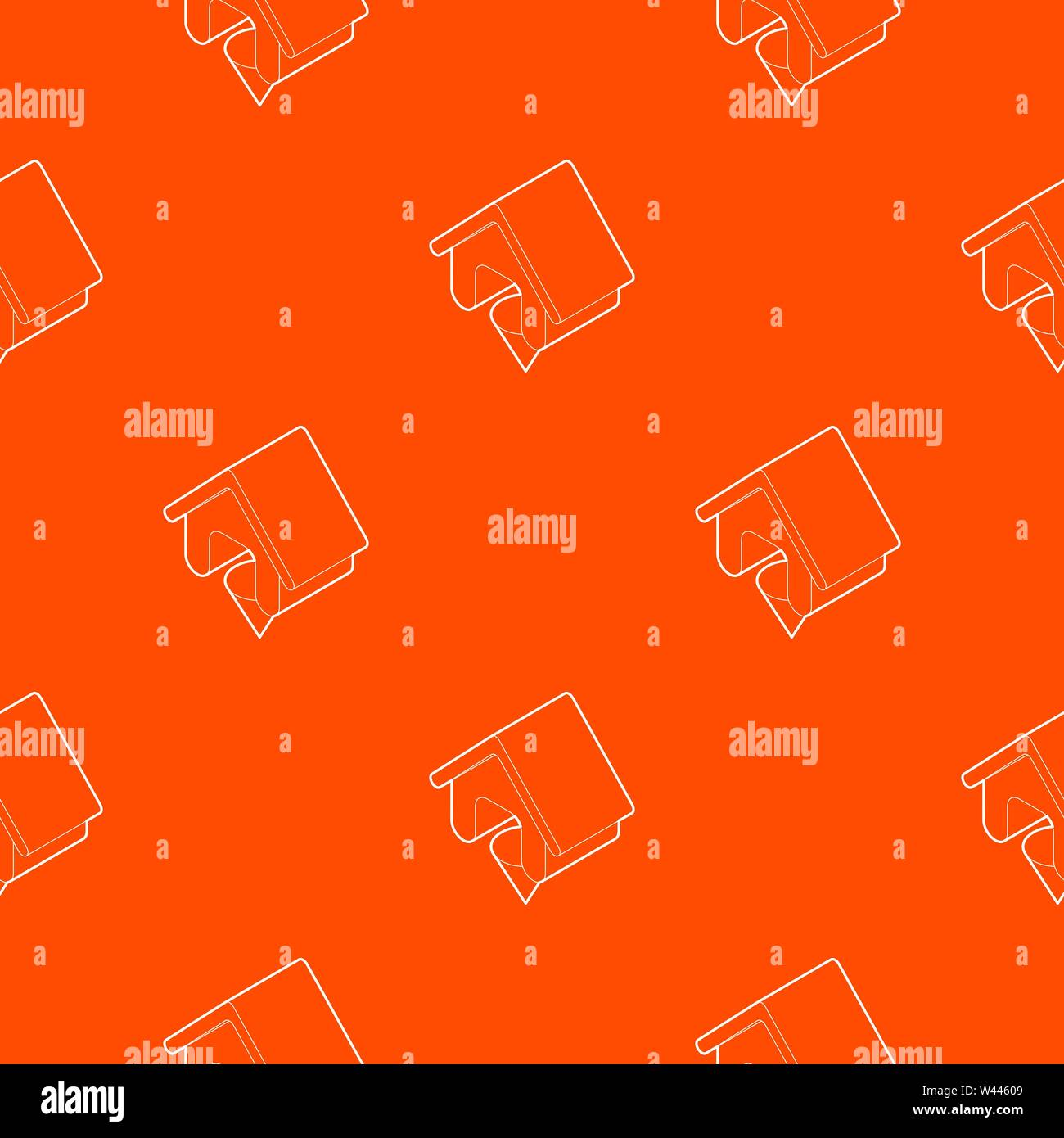 Location of the house , outline style - Stock Vector