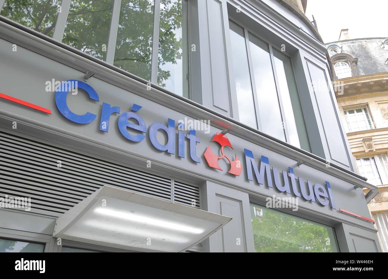 Práca datovania kreditné Mutuel de Bretagne
