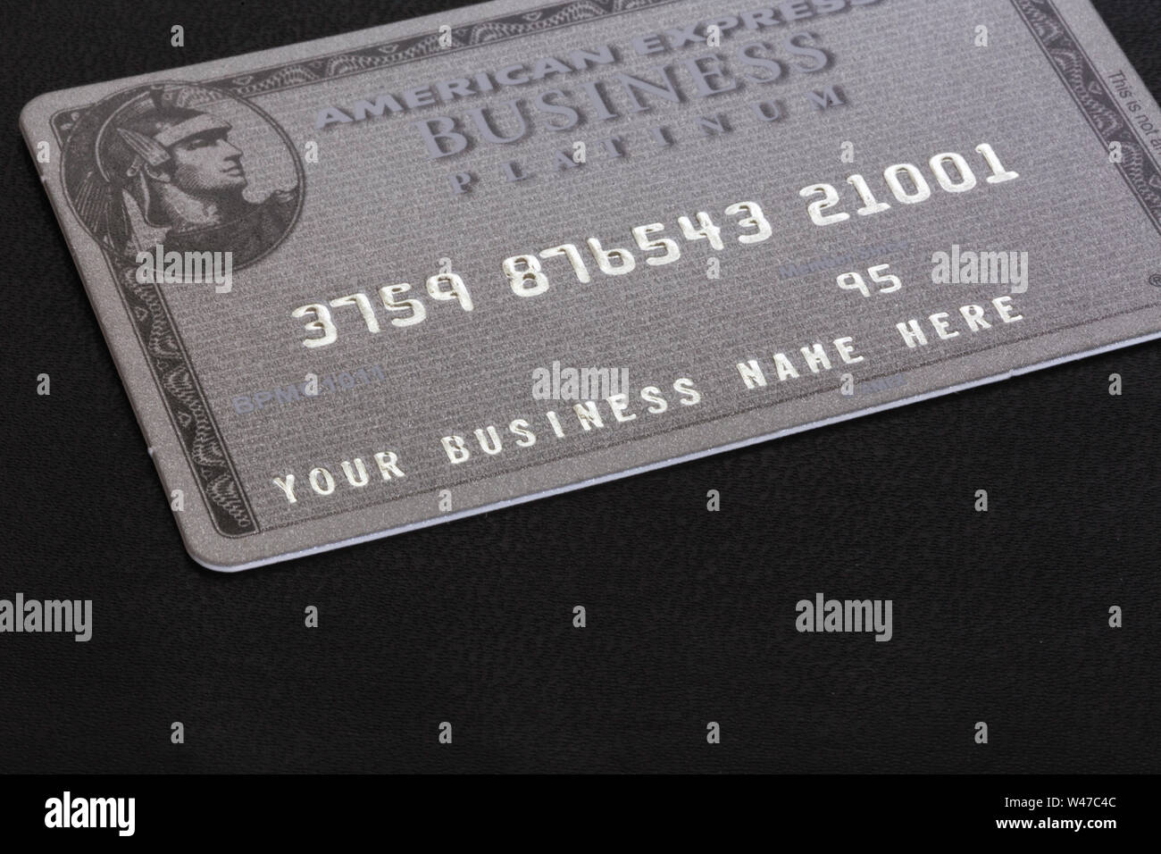 American Express Usa >> American Express Business Credit Card Usa Stock Photo
