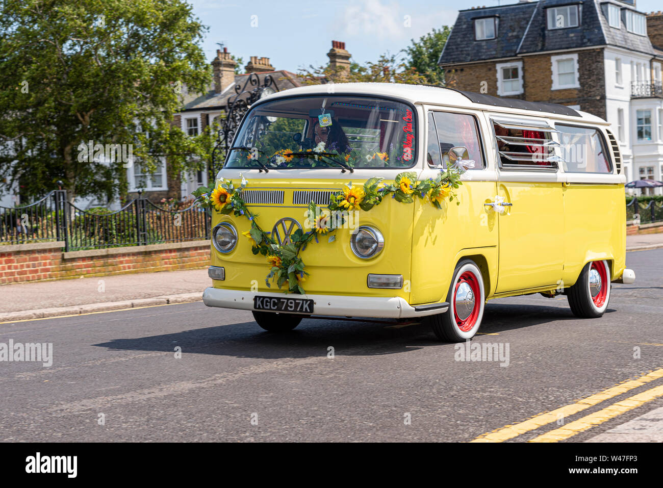 Volkswagen Bus High Resolution Stock Photography And Images Alamy