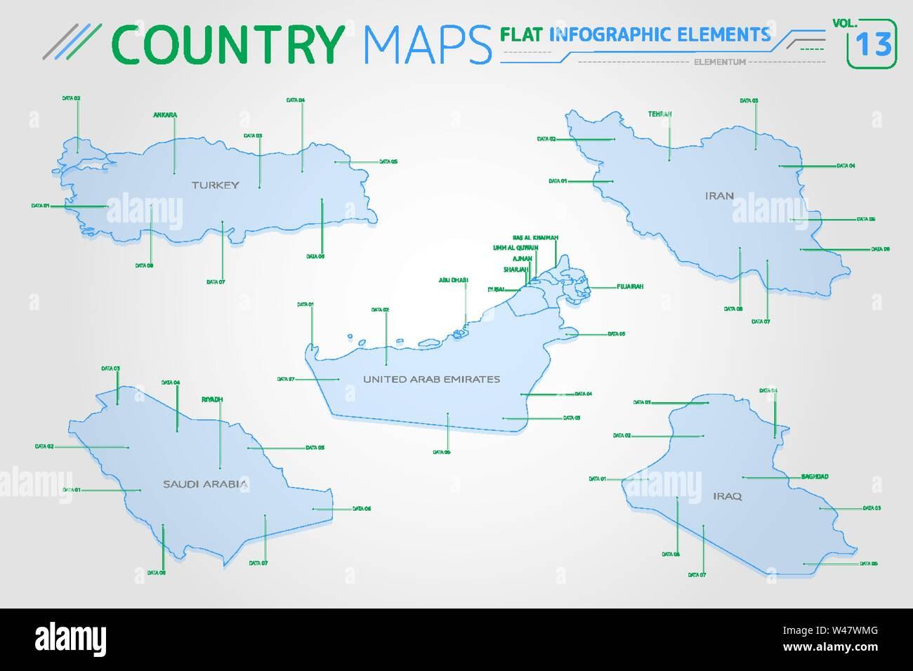Saudi Arabia, Iraq, Iran, United Arab Emirates and Turkey ... on yemen map, mesopotamia iraq map, syria map, greece map, oman map, al-asad iraq map, us military iraq map, china map, khorsabad iraq map, jordan map, nimrud iraq map, tehran iraq map, lalish iraq map, islamic state iraq map, muqdadiyah iraq map, kuwait map, india map, raqqa iraq map, sumeria iraq map, world map,