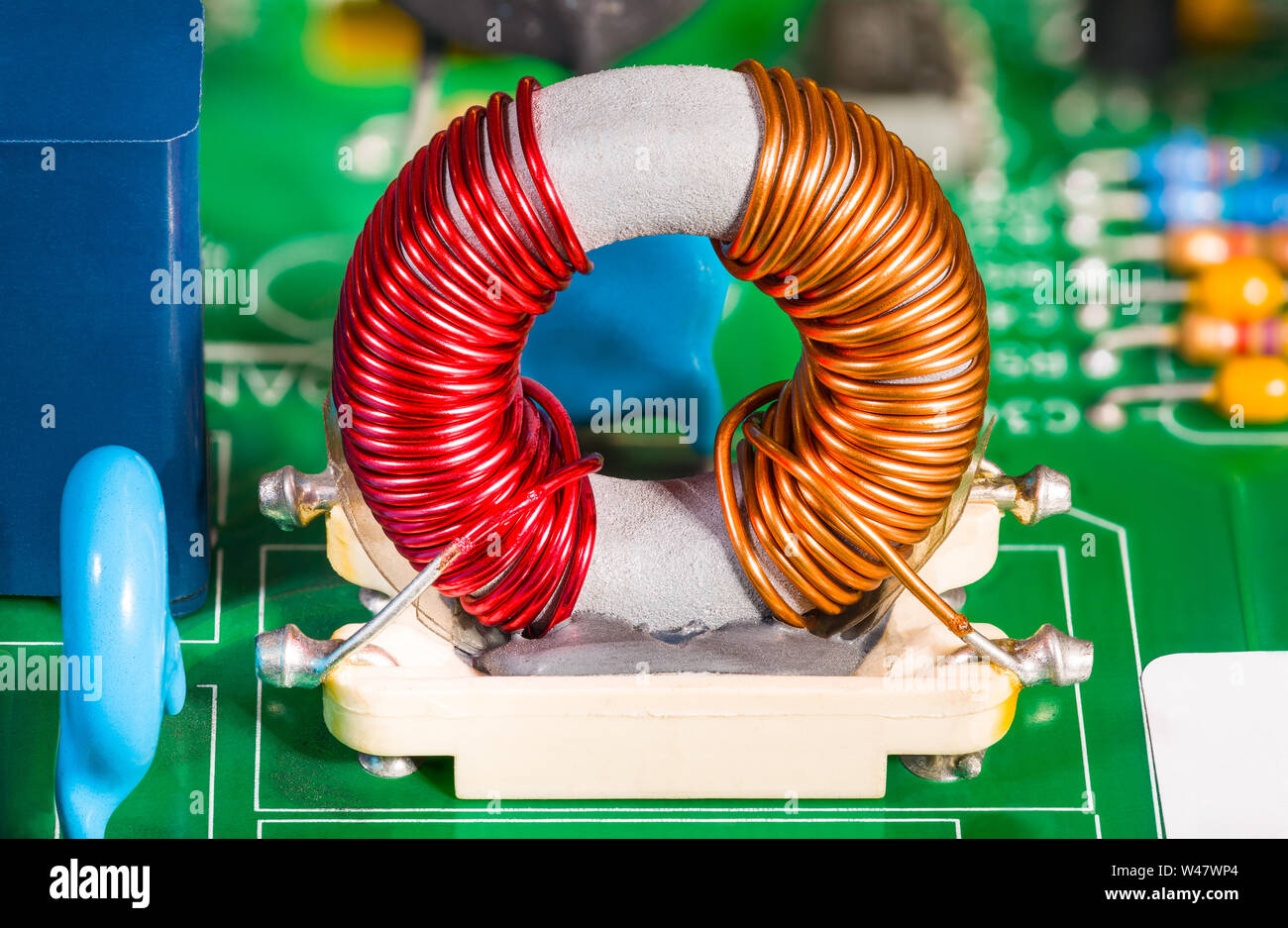 Inductor Stock Photos & Inductor Stock Images - Alamy