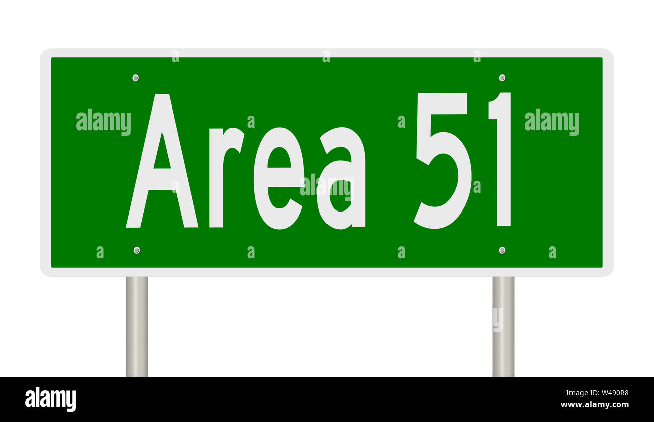 Area 51 Sign Stock Photos & Area 51 Sign Stock Images - Alamy