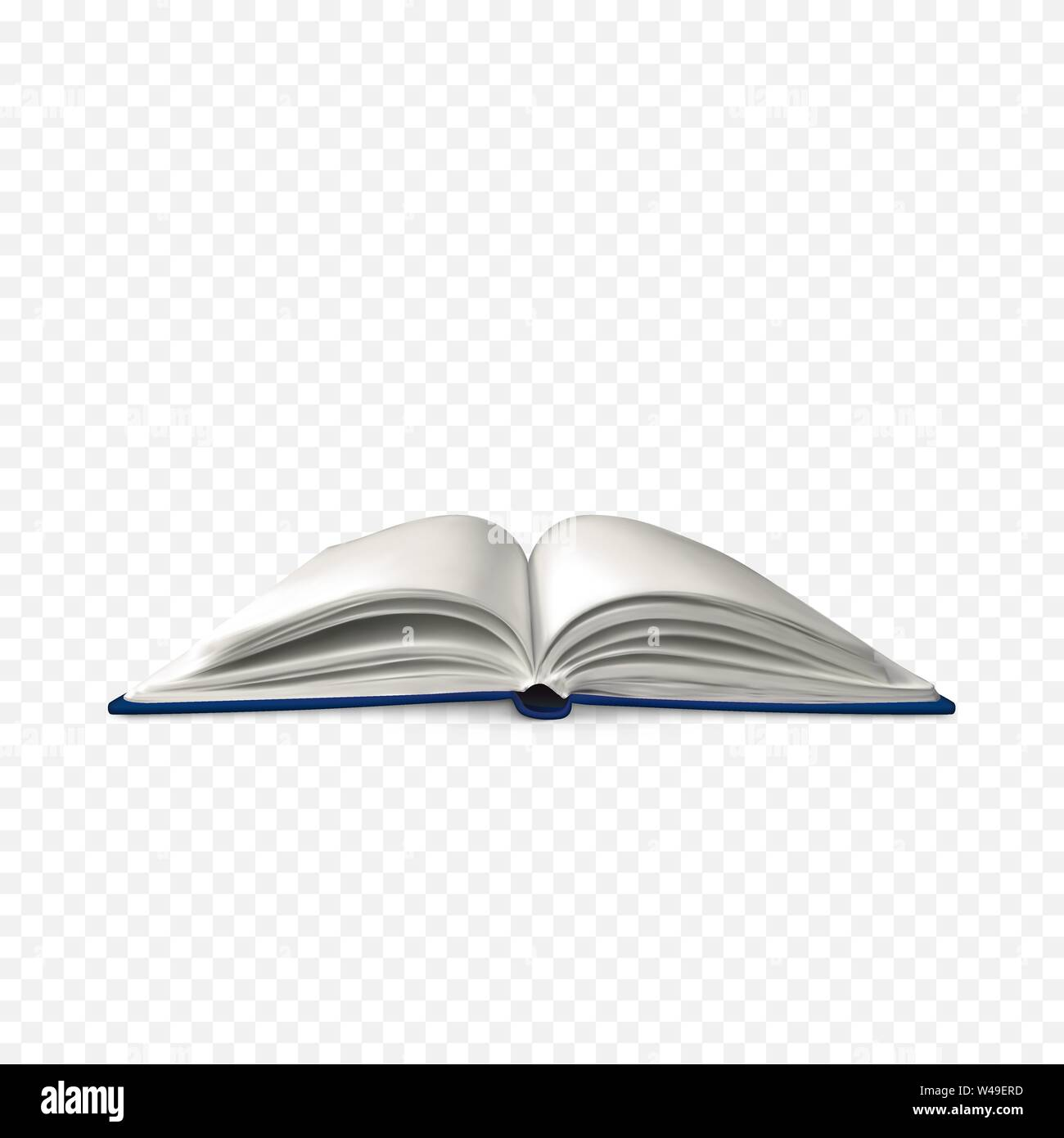 Book Template For Pages from c8.alamy.com