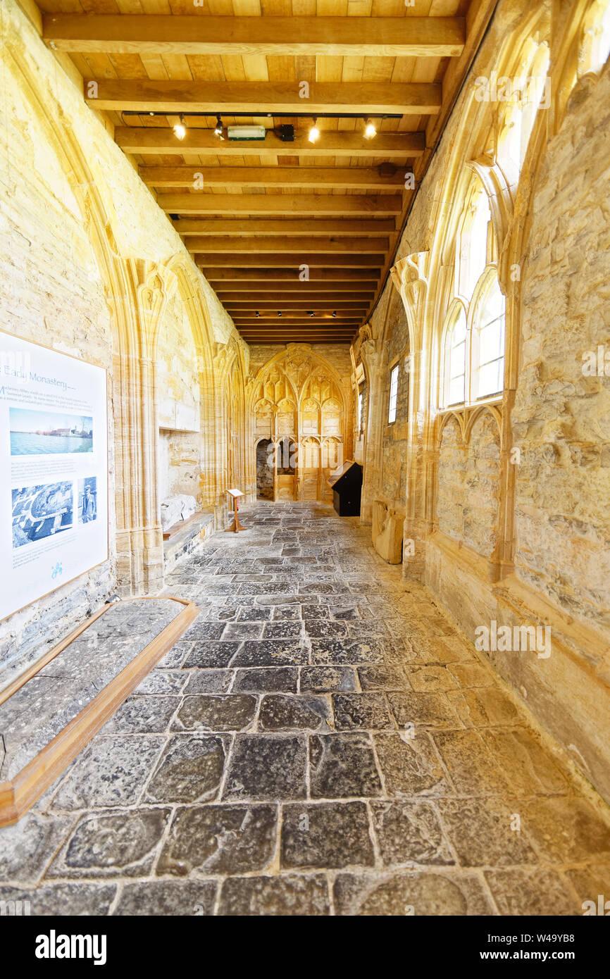 Dissolution Of Monasteries Henry Viii Stock Photos