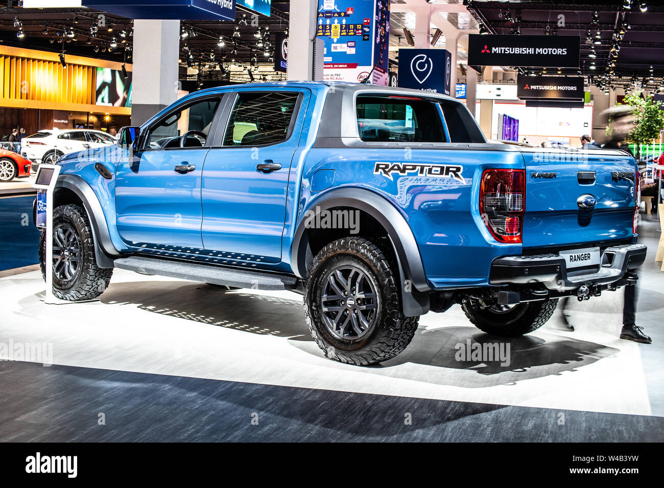 Ford Ranger Pickup Truck Stock Photos & Ford Ranger Pickup Truck
