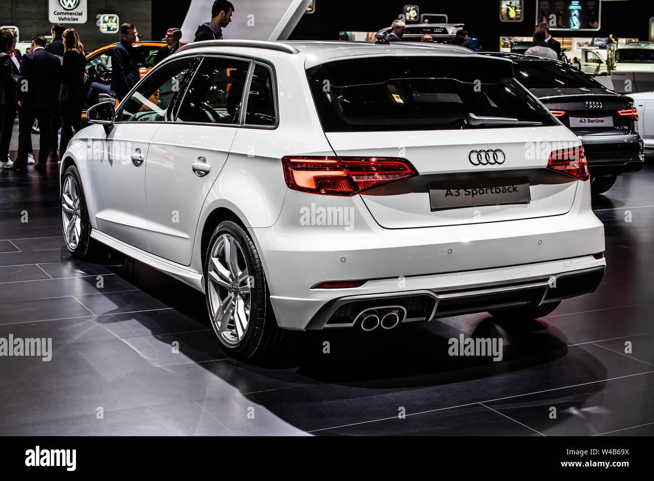 Kelebihan Audi A3 Sportback 2019 Tangguh