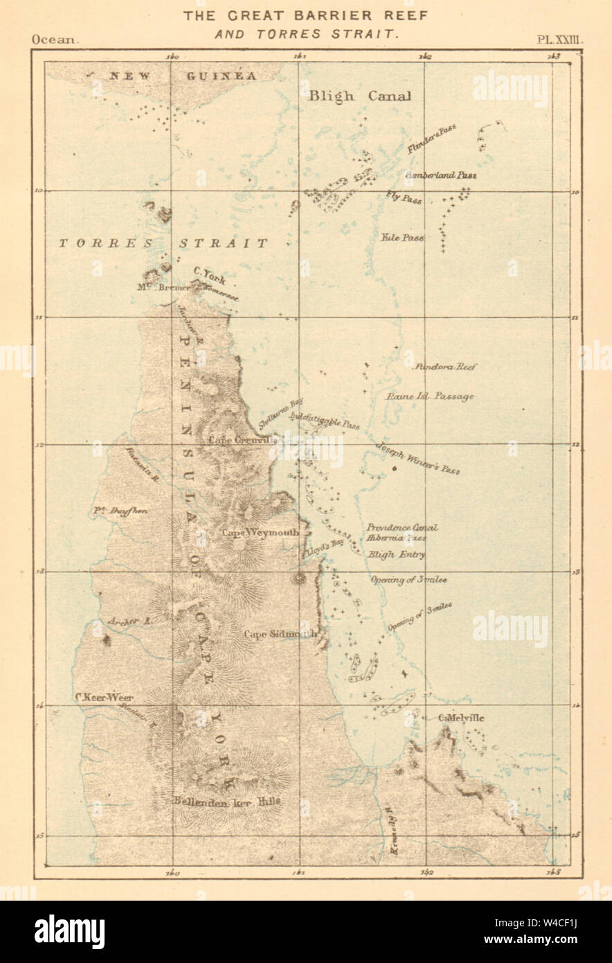 The Great Barrier Reef Australia Cape York Peninsula