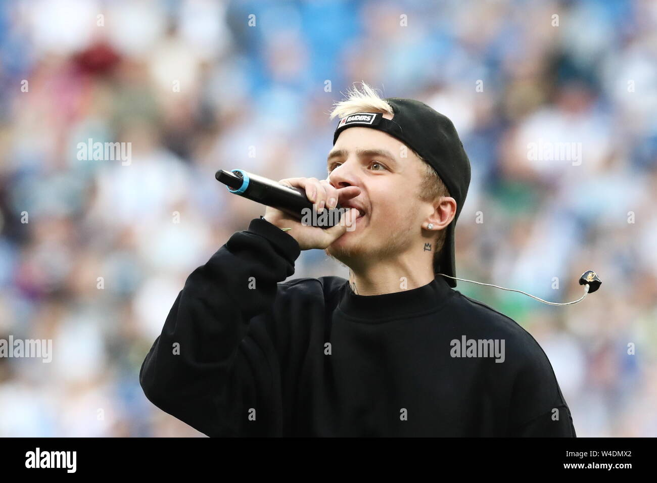 Moscow, Russia  21st July, 2019  MOSCOW, RUSSIA - JULY 21