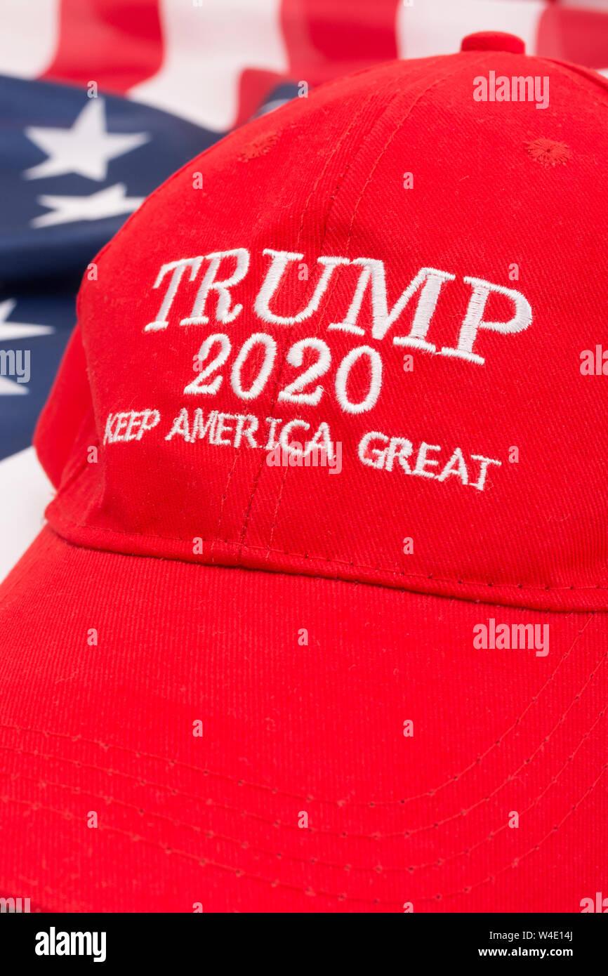 Make America Great Baseball Cap Hat President Trump 2020 Make MAGA KAG Hat USA