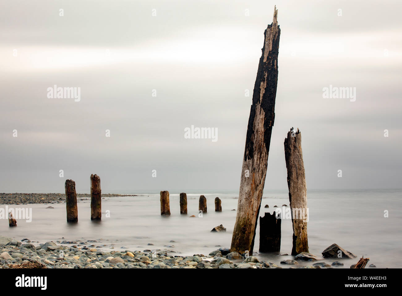Pilings Stock Photos & Pilings Stock Images - Alamy