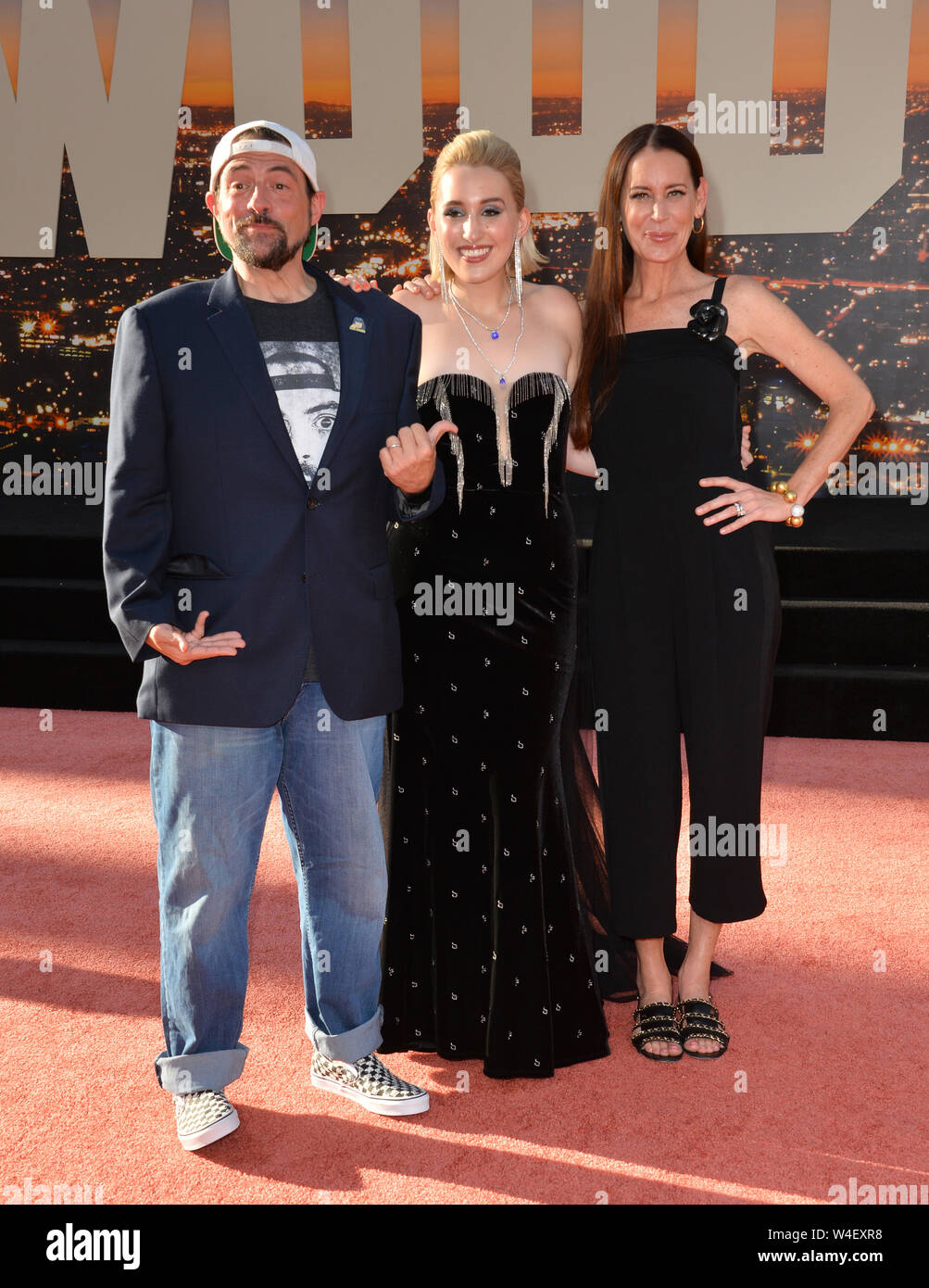 Once Upon A Time At Christmas 2019.Los Angeles Usa 22nd July 2019 Kevin Smith Harley Quinn