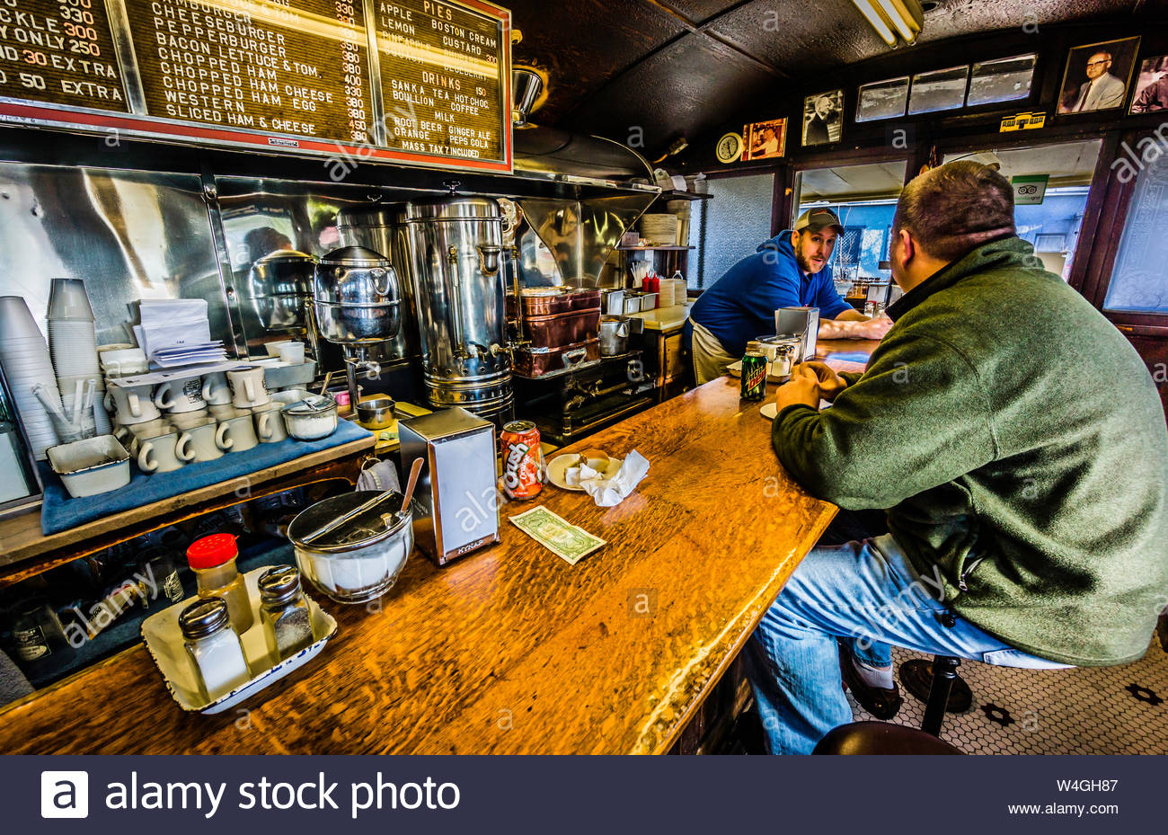 Diner Fare Stock Photos & Diner Fare Stock Images - Alamy