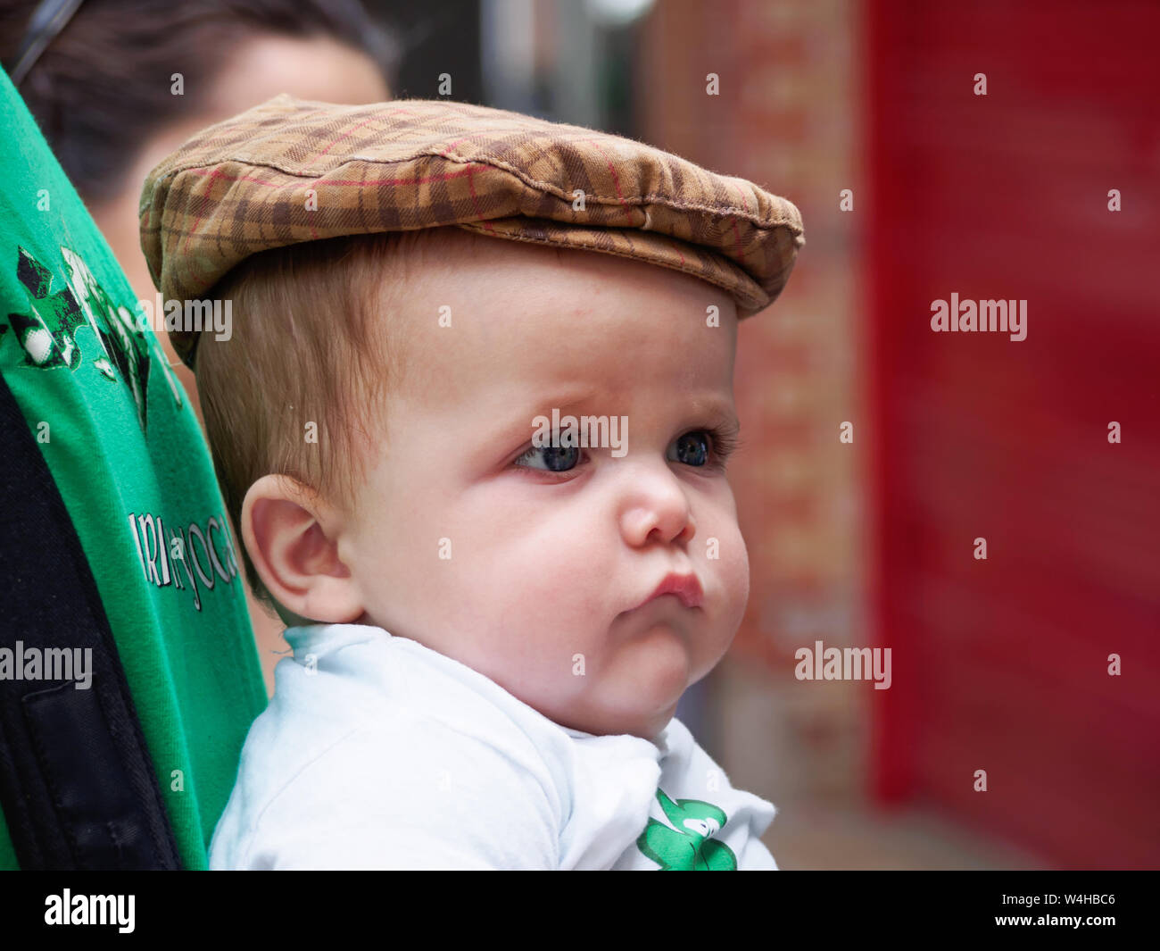 Chubby Cheeks High Resolution Stock Photography And Images Alamy