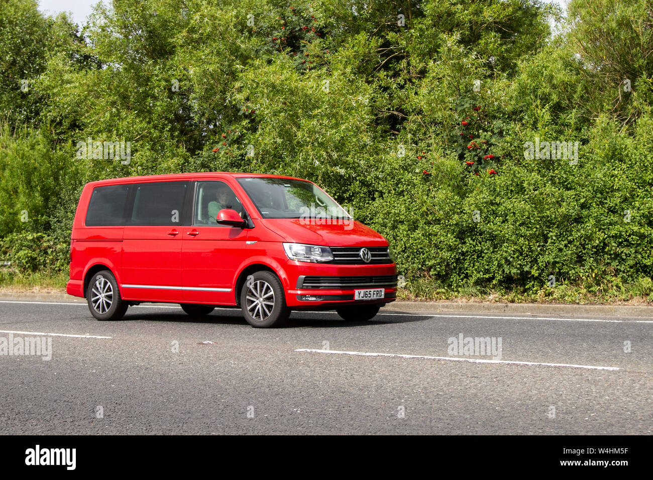 Vw Caravelle Stock Photos & Vw Caravelle Stock Images - Alamy