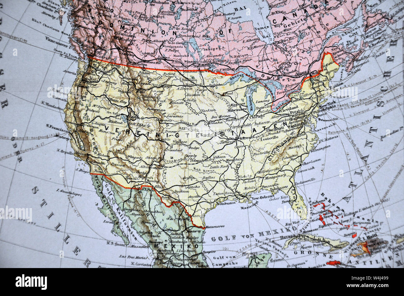 1900 Meyer Map of North America showing Canada, the United ... on lighthouse of america, alaska map united states, alaska usa map, alaska map with cities, alaska map canada, alaska map china, mexico of america, alaska north america, home of america, alaska map gold, canada of america,